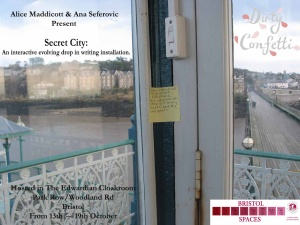 secret city flyer