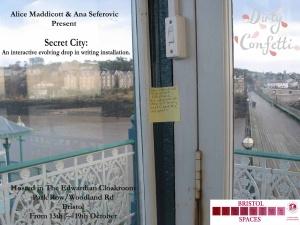 secret city flyer